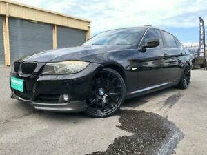 2009 BMW E90 335i Sedan 4dr Steptronic 6sp 3.0TT [MY09]