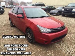 2011 FORD FOCUS SE - FINANCING AVAILABLE