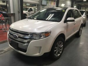 2013 FORD EDGE SEL 1 YEAR WARRANTY INCLUDED -AWD SUV-4X4-$10,788