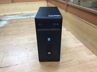 HP 280 G1 MT Core i5 (4th Gen) 3.00GHz 8GB RAM 500GB HDD Win 8.1 PC