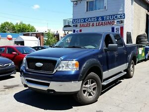 2007 Ford F-150 CREW, 4X4, PAY $0 DOWN - $105-WKLY!