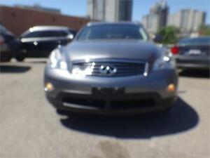 2012 INFINITI EX35 With Back Up Camera