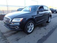 ** 2014 ** AUDI ** Q5 ** S LINE ** AWD ** ONLY 10,450 KM **