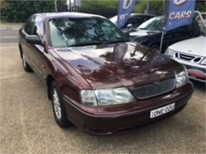 2001 Toyota Avalon Red Automatic Sedan West Ryde Ryde Area Preview
