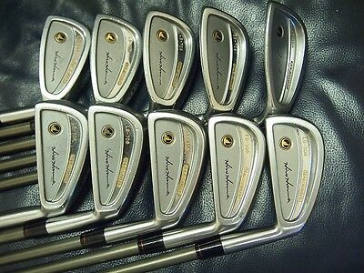 Honma Mens LB708 H&F golf iron 4stars Great & Best (Best Golf Equipment Deals)