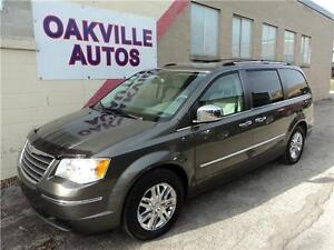 2010 Chrysler Town & Country Limited-STOW N GO-POWER DOORS-DVD