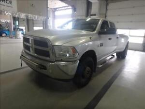 2012 Ram 3500 ST 4x4 Crew Cab 8FT Box Dually Diesel