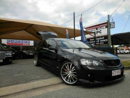 2008 Holden Commodore VE SSV Black 5 Speed Automatic Wagon Southport Gold Coast City Preview