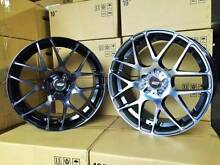 "(Honda HR-V, Mazda CX-3) iCon Zest 19"" Wheels + 235/40-19 Tyres Mitcham Whitehorse Area Preview"