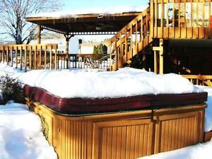 Hot Tub Cover Sale - FREE SHIPPING TO YOUR HOME! London Ontario image 1