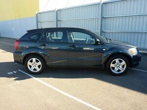 2007 Dodge Caliber PM SXT Grey 6 Speed Constant Variable Hatchback Garbutt Townsville City Preview
