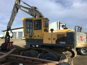 2011 Volvo FC2421 Excavator wood processor