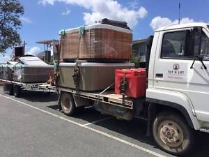 SPA Transport and pick up, delivery. Tomago Port Stephens Area Preview