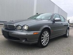 2005 Jaguar X-TYPE 3.0 AWD  High Line Package.
