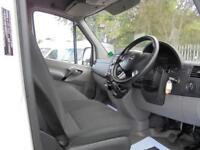Mercedes-Benz Sprinter 314 CDI LWB H/ROOF VAN DIESEL MANUAL WHITE (2016)