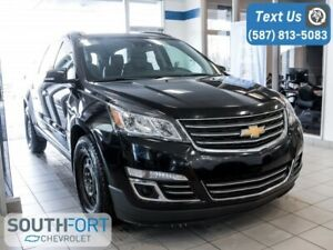 2016 Chevrolet Traverse LTZ AWD Nav Roof Heat/Leather Seat