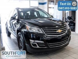 2016 Chevrolet Traverse LTZ AWD Nav Roof Heat/Leather Seat Remot