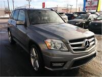 2012 Mercedes-Benz GLK 350,Nav,AMG Pkg, 4MATIC,*Only 31000 KM*
