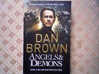 "NEW/UNREAD ""ANGELS & DEMONS"" by DAN BROWN - FICTION"