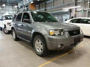 2007 Ford Escape XLT 4WD! Low Mileage!