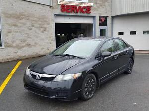 2009 Honda Berline Civic DX-A (GARANTIE 1 ANS INCLUS) West Island Greater Montréal image 1