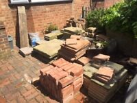 Selection of Decorative Paving Slabs