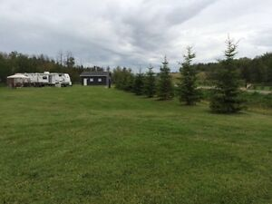 Price reduced!!  Beautiful lake lot on Lac Sante