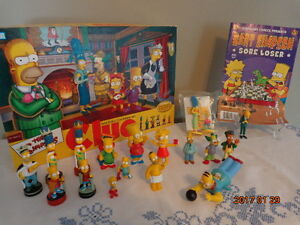 The Simpsons Bundle: Everything For $20.00 Including 18 Figures!