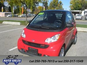 2009 Smart For Two Passion LOW KM-LOADED!