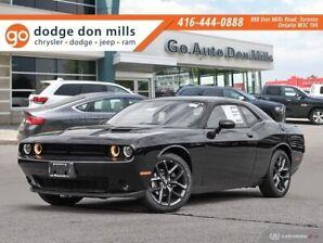 2019 Dodge Challenger SXT Coupe | Blacktop PKG. | Sport cloth seating |