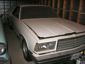 1979 El Camino Estate Sale