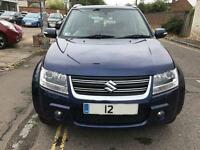2012 Suzuki Grand Vitara 1.9 DDiS SZ T 5dr 5 door Estate