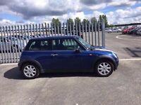 2002 Mini Cooper 1,6 litre 3dr