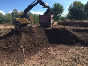 Call or email for all of your excavation and land clearing needs