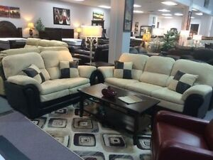 OVERSTOCK SALE ON SOFA'S & RECLINER SETS Kitchener / Waterloo Kitchener Area image 6