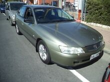 2002 Holden Commodore VY Executive Gold 4 Speed Automatic Sedan Somerton Park Holdfast Bay Preview