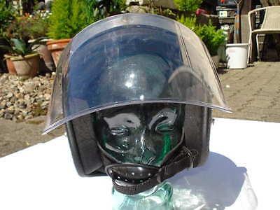 US Polizei Helm Schutzhelm Einsatzhelm Riot mit Visier
