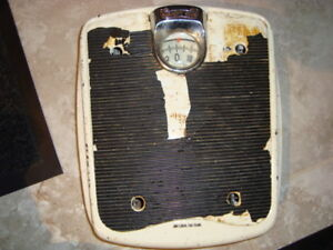 Harmony House weigh scales