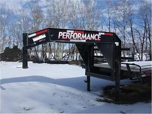 Performance PHTD9633 Flat Deck Trailer