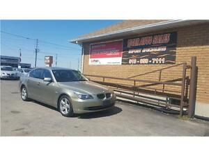 2008 BMW 5 Series 535xi***PLATINUM WARRANTY**FULLY LOADED**79KMS