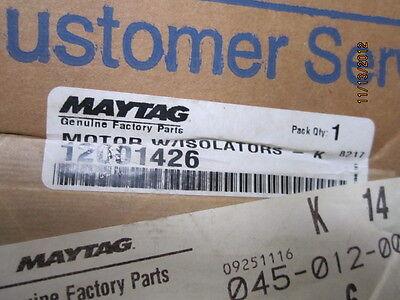 MAYTAG WASHER MOTOR 12001426 HUGE BANK LIQUIDATION SALE LIST $140.00