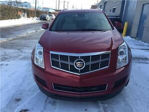 CADILLAC SRX4 2011 LUXURY 81 000KM AUTOMATIC PANO/NAVI/CAMERA