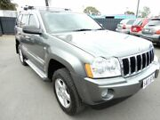 2006 Jeep Grand Cherokee WH MY2006 Limited Grey 5 Speed Automatic Wagon Enfield Port Adelaide Area Preview