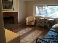 Would you like a furnished room with a fireplace?