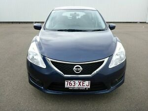 2015 Nissan Pulsar C12 Series 2 ST Blue 1 Speed Constant Variable Hatchback Garbutt Townsville City Preview