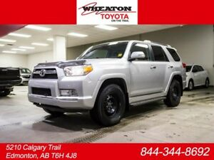 2011 Toyota 4Runner Limited, 2 sets of rims and tires, Remote St