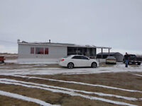 Productive Farmland with 145 acres & 3 Bedroom modular Home