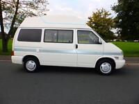 1999 T'reg VW Transporter 2.5 AUTO petrol *4 Berth Camper*Hightop*New Upholstery