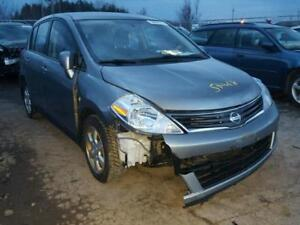 Parting out 2012 Versa