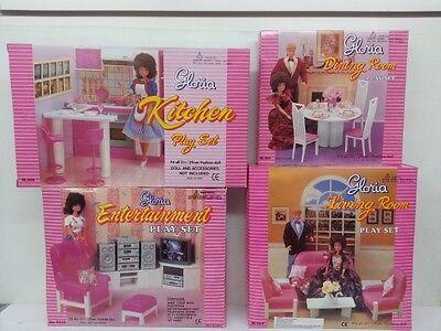 Kupit Gloria Barbie Doll House Furniture Kitchen Dining